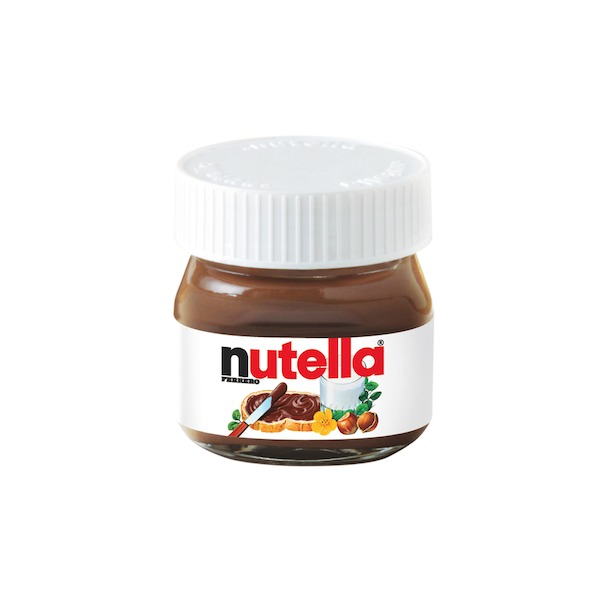 Mini Nutella 25 gr